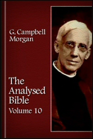 The Analyzed Bible, vol. 10