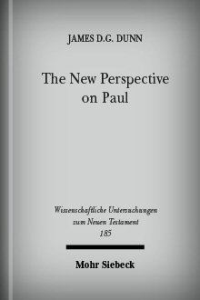 The New Perspective on Paul: Collected Essays