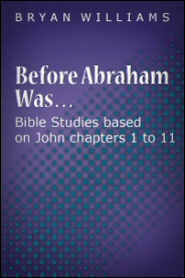 Before Abraham Was…: Bible Studies Based on John chapters 1 to 11