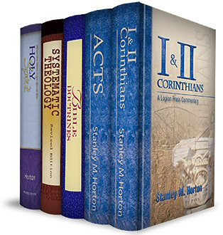 Stanley M. Horton Theology and Biblical Studies Collection (5 vols.)