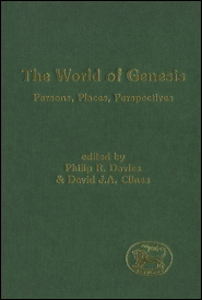 World of Genesis: Persons, Places, Perspectives