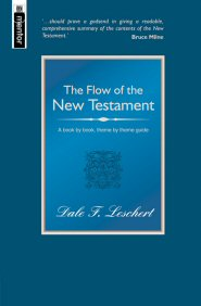 The Flow of the New Testament