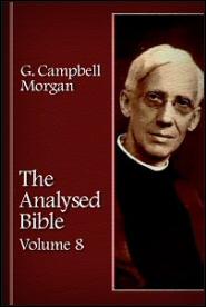 The Analyzed Bible, Vol. 8