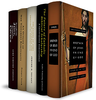 Eerdmans Studies on the New Testament Collection (5 vols.)