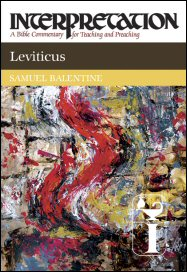 Interpretation: A Bible Commentary for Teaching and Preaching Leviticus