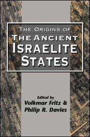 Origins of the Ancient Israelite States