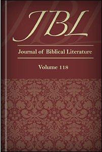 The Journal of Biblical Literature, vol. 118