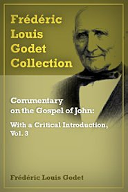 Commentary on the Gospel of John: With a Critical Introduction, vol. 3