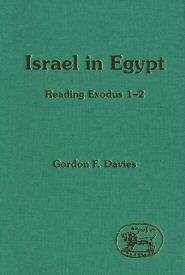Israel in Egypt: Reading Exodus 1–2