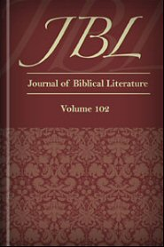 The Journal of Biblical Literature, vol. 102