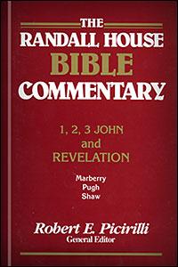 1, 2, 3 John and Revelation