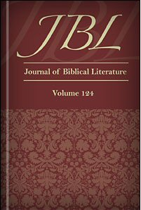 The Journal of Biblical Literature, vol. 124