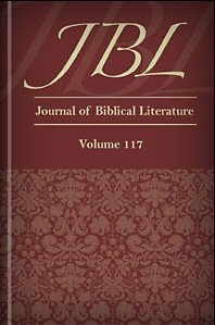 The Journal of Biblical Literature, vol. 117