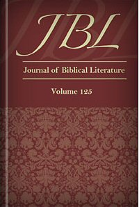 The Journal of Biblical Literature, vol. 125