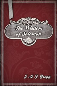 The Cambridge Bible for Schools and Colleges: The Wisdom of Solomon