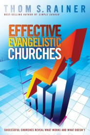 Effective Evangelistic Churches: Successful Churches Reveal What Works and What Doesn't