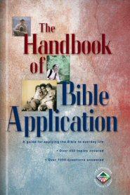 The handbook of bible application logos bible software the handbook of bible application fandeluxe Gallery