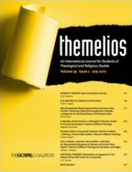 Themelios: Issue 35-2, July 2010
