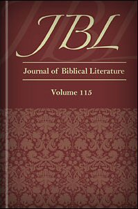 The Journal of Biblical Literature, vol. 115