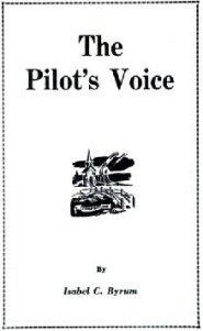 The Pilot's Voice