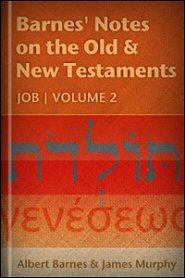 Barnes' Notes: Job, vol. 2