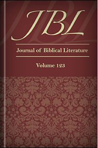 The Journal of Biblical Literature, vol. 123