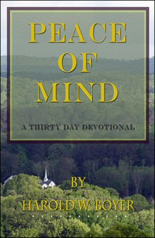 Peace of Mind - A 30 Day Devotional