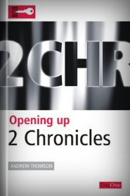 Opening Up 2 Chronicles