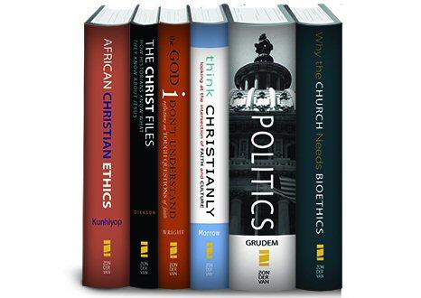 Zondervan Ethics and Apologetics Collection (6 vols.)
