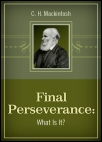 Final Perseverance: What is it?