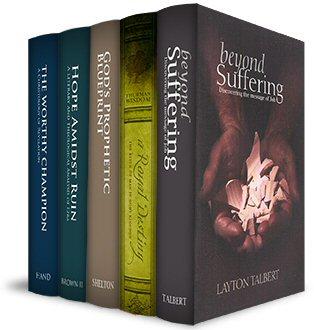 Bob Jones University Press Biblical Theology Collection (5 vols.)
