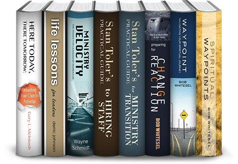 Wesleyan Ministry Leadership Collection (8 vols.)