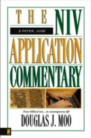 Douglas J. Moo, NIV Application Commentary (NIVAC), Zondervan, 1996, 320 pp.
