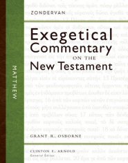 Zondervan Exegetical Commentary on the New Testament: Matthew