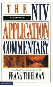 NIV Application Commentary: Philippians