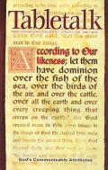 Tabletalk Magazine, June 2003: God's Communication Attributes