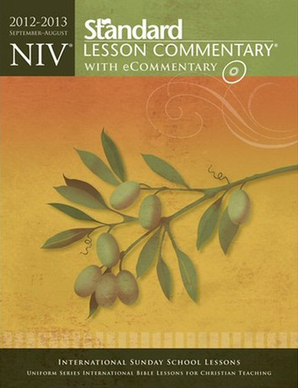NIV Standard Lesson Commentary, 2018-2019 | Logos Bible Software