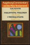 Galatians, Philippians, Philemon, 1 Thessalonians