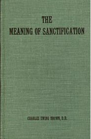 The Meaning of Sanctification