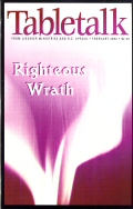 Tabletalk Magazine, February 2002: Righteous Wrath