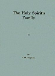 The Holy Spirit's Family