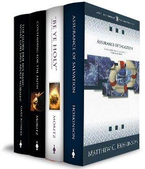 Bob Jones University Press Theology Collection (4 vols.)