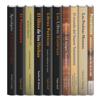 Colección Vida: Comentarios bíblicos