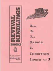 Book C: Advanced Discipleship