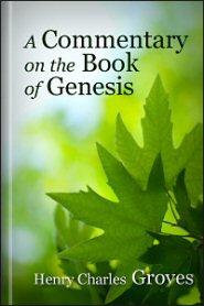A Commentary on the Book of Genesis