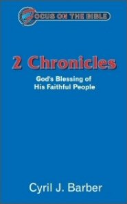 2 Chronicles: God's Blessing of His Faith People