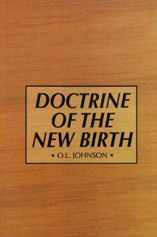 Doctrine of the New Birth