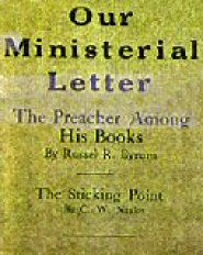 Our Ministerial Letter