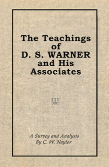The Teachings of D. S. Warner and His Associates