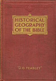 Historical Geography of the Bible
